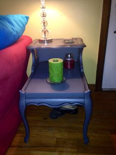 Redone end tables