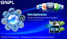 Web development #SNPL Keeping pace with emerging technologies