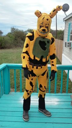5 nights at freddy s springtrap costume costumes fnaf