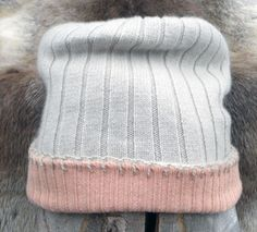 double sided cashmere hats