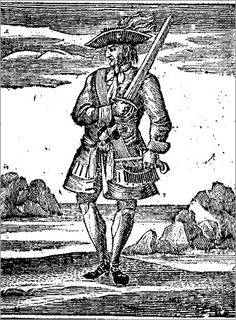 Calico Jack John Rackham, also known as Calico Jack, primarily plundered vessels throughout the Caribbean in the early 1700's. Rackham is mainly remembered for his association with Anne Bonny and Mary Read, two women who disguised themselves as pirates aboard his ship.