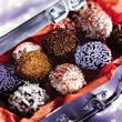 eagle brand chocolate truffles {recipe}  makes a great gift!