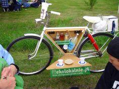 Rowerem poza miasto na lokalny piknik?