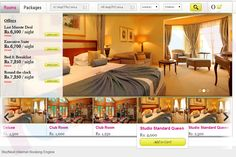 Leading Internet Booking Engine from RezNext India's first Guest centric advanced internet booking engine for hoteliers to drive more direct bookings. With Real-time two way distribution, multi-room type booking and e cart view functionality, makes it a next–gen booking solution for hoteliers.