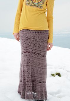 Ravelry: Maxi crochet skirt pattern by Conceptcreativeblog  WOW! this is GORGEOUS!