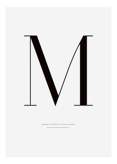 Stijlvolle poster met typografie online