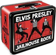 Elvis Presley - Jailhouse Rock Lunch Box ·