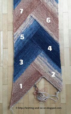 knitting tutorial, free knitting pattern, knit, free online knitting pattern, kn… – Knitting Patterns For Women Knitting Blogs, Knitting Stitches, Knitting Designs, Knitting Patterns Free, Knitting Needles, Knit Patterns, Free Knitting, Knitting Projects, Stitch Patterns