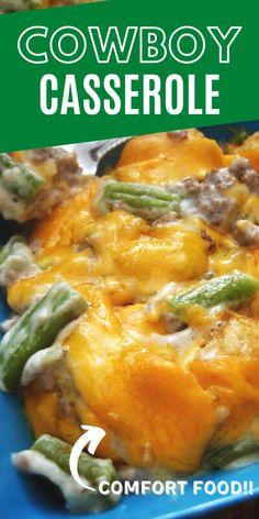 Side Dish Recipes, Dog Food Recipes, Cooking Recipes, Dinner Recipes, Hamburger Recipes, Potluck Recipes, Salad Recipes, Dinner Ideas, Easy Casserole Recipes