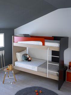LUNA Kid Beds, Bunk Beds, Furniture, Kids, Home Decor, Young Children, Boys, Decoration Home, Double Bunk Beds
