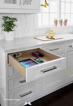 Best Kitchen Drawer Ideas Best Kitchen Drawer Ideas #drawer #kitchendrawers<br>