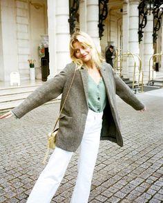 spring outfit ideas: Paris