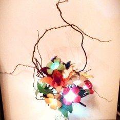 Tischleuchte mit Eierpappen | DIY-creation