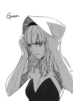 Spider-Gwen by コザキ ユースケ (Kozaki Yuusuke)