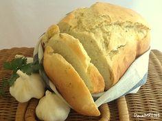 La mesa de la cocina: Pan de ajo