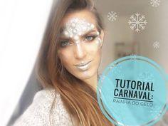 Tutorial CARNAVAL: Rainha do Gelo - YouTube