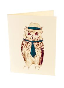 'Owl Capone' by Mister Peebles