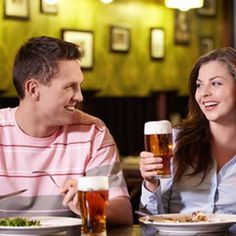 Enjoy a tasty night out that doesn't break the bank. Festive, Places To Go, Things To Do, Restaurants, Salads, Tasty, Wallet, Couple Photos, Night