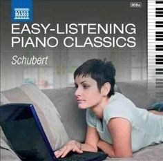 Various - Schubert: Easy Listening Piano Classics