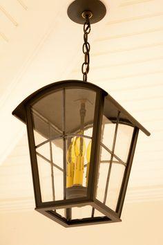 Custom Hanging Lantern #122