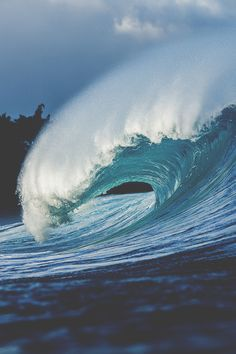 Sky Waves — souhailbog: Morning Wave By. Surf Trip, Making Waves, Surfs Up, Sea Creatures, Land Scape, Beautiful World, Cool Pictures, Scenery, Beach