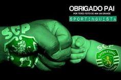 Obrigado pai Best Club, Sports Clubs, Soccer, Scp, Portuguese, Grande, Football, Wallpaper, Thank You Dad