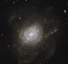 Stuart Rankin, Edited Hubble Space Telescope image of the galaxy NGC 7252