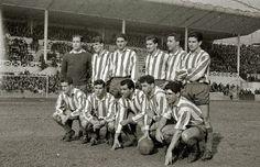 EQUIPOS DE FÚTBOL: ATLÉTICO DE MADRID contra Real Sociedad 12/03/1961