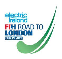 Logo Men's Hockey, Dublin, Olympics, Ireland, Competition, Irish, London, Green, Irish Language
