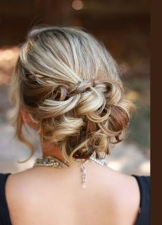 Peachy 1000 Images About Homecoming Hairstyles On Pinterest Braided Hairstyles For Women Draintrainus