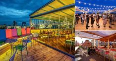 Stand above the crowds and enjoy a different perspective as you relax in one of the many rooftop bars in Bucharest - the new trend in the city!