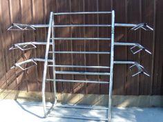 I NEED one of these saddle racks. Anybody want to make me one? Lol