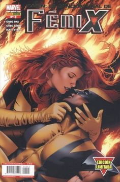 X-Men. La canción final de Fénix #3