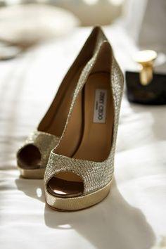 Los zapatos...
