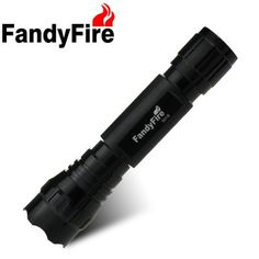 Linterna de LED 1000LM FandyFire 501B CREE XPL V5. Hoy con el 61% de descuento. Llévalo por solo $38,500