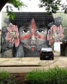 Decy in Brazil 2017 - Street Art Best Of – January 2017 – Street Art 360