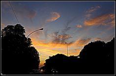 Cielo en Ravena. por Tona Zamorano