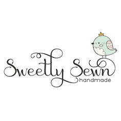 Premade Logo - Sweet Bird Premade Logo Design - Customized with Your Business Name!