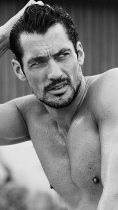 ck David *James *Gandy B&W