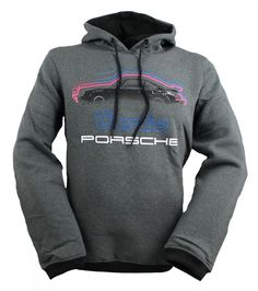 adidas Originals Porsche Design Turbo Hoody Hoodie Sweater Kapuzenpullover 5cd34c0266f5