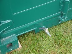 Drainage sump for a steel #chemicalstorage #container for more info T: 0800 121 7388