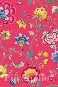 PiP Floral Fantasy Raspberry wallpaper   PiP Studio ©