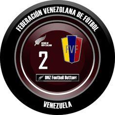 DNZ Football Buttons: Seleção da Venezuela