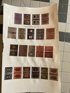 How To Make Miniature Antique Books and Free Printable