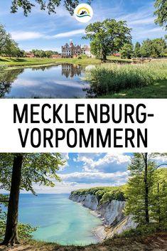 Ferienwohnungen  Ferienhäuser für deinen Urlaub in Mecklenburg-Vorpommern Travel Trailer Camping, Work Travel, Future Travel, Germany Travel, Thailand Travel, Travel Around The World, Cool Places To Visit, Road Trip, Vacation