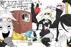 Kid: get me out...  Tsubaki: Dear load death... Please let this not ruin everyone's mind.. Maka: I am the richest!!! Crona: Maka is the richest!!!! Soul: AND SPRIT HAS LOST IT!!!! HOLY SHIT! WHAT A GAME!!!   Sprit: Noooooooo!!!!!! I lost to My Maka!!!