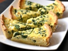 Quiche, Food Porn, Vegas, Diy Food, Side Dishes, Bakery, Clean Eating, Paleo, Food And Drink