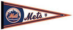 New York Mets Pennant #NewYorkMets