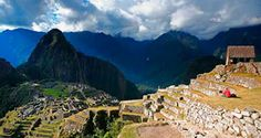 Intipunku Machu Picchu