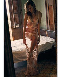 @dasha_maletina by @willvendramini for Elle Poland's April issue